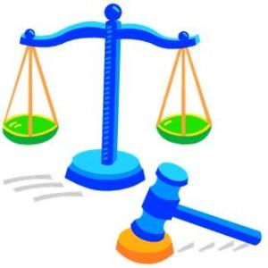 law & justice - microsoft clip art