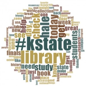 Figure 3: A word cloud of Tweet contents (extracted using NCapture and modeled using NVivo 10)