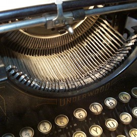 typewriter morguefile public domain