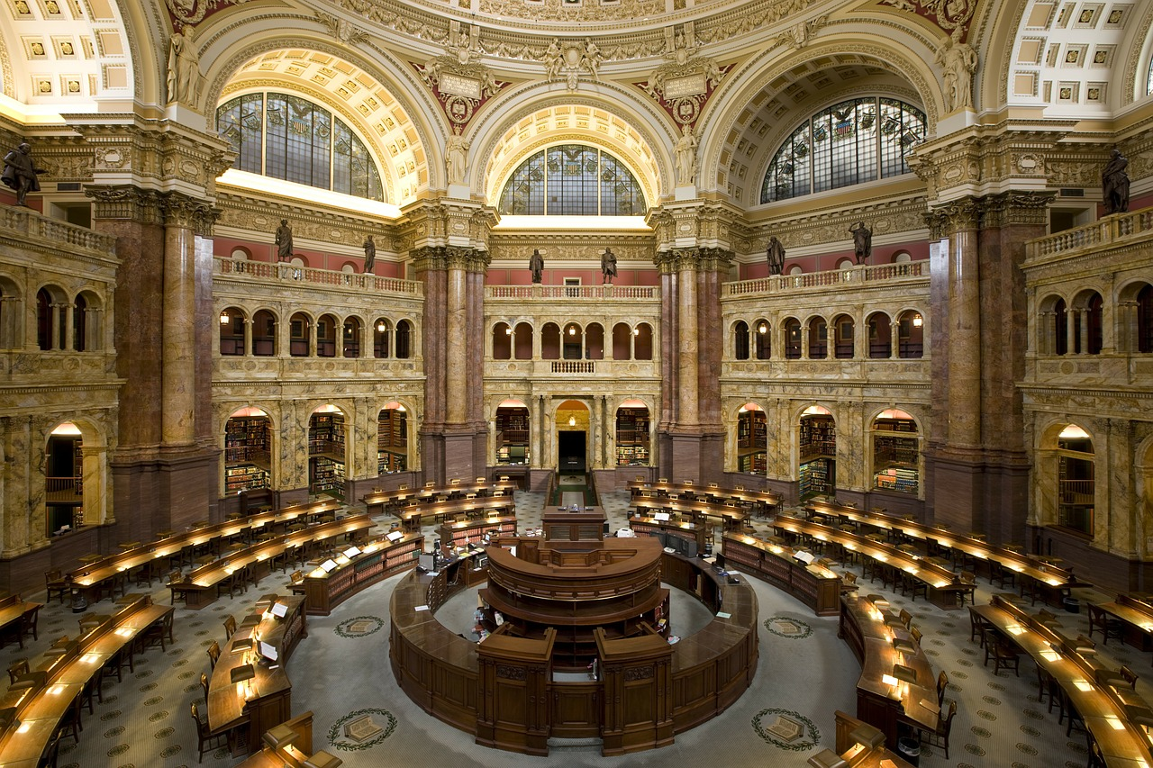 ATG Article of the Week: The Library of Congress wants to attract more visitors. Will that undermine its mission?