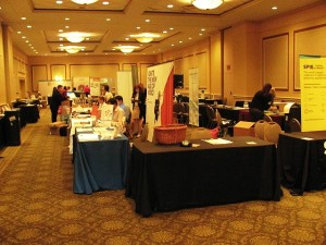 Exhibit Hall Prep 001