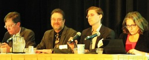 Faculty panel