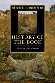 Cambridge Comp. - history of the book