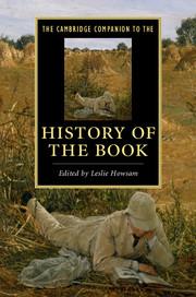 Cambridge Comp. - history of the book