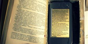 Image credit: Electronic Book by Tim Noko (Flickr, CC BY-SA)