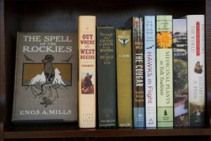 Rocky mountain-books