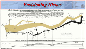 Envisioning History homepage graphic