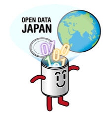 Open Data Japan logo