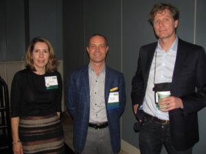 Alison Muddit, David Parker, Brian Hole