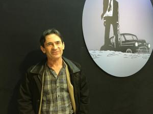 Benoît Peeters (Angoulême 2015) CC BY-SA 2.0)