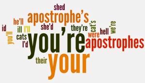 Apostrophe quiz image