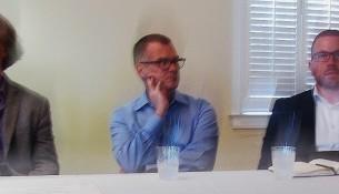 Tom Beyer, Michael Levine-Clark, Will Schweitzer