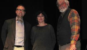 Hyde Park Debaters: Rick Anderson (Moderator), Mara Bonn, Derek Law