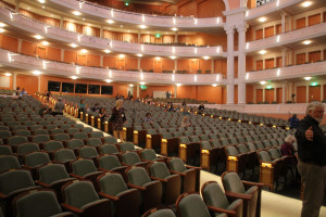New Charleston Gaillard Center by Corey Seeman via Flickr