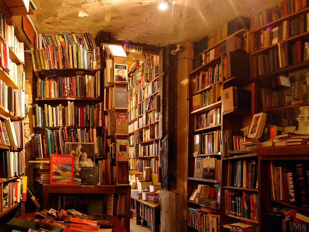 ATG Quirkies: How to deal with too many books