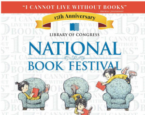 National Book Festival source-loc.gov