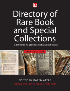 directory of rare books