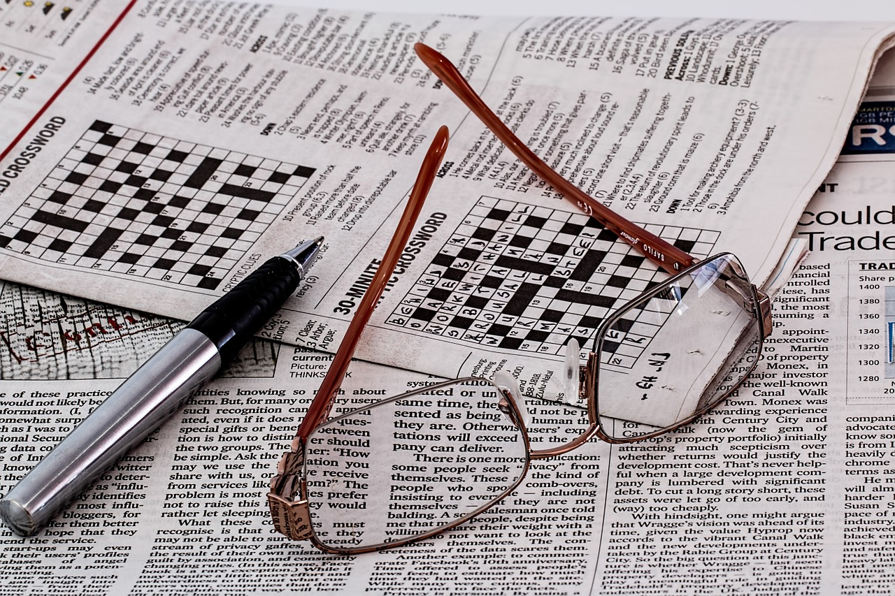 ATG Quirkies: The King of Crosswords: NYT in 3 Minutes