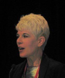 Ann Michael, SSP President Introduces the Keynote Speaker