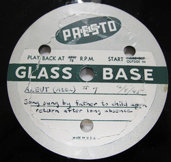 glassrecord