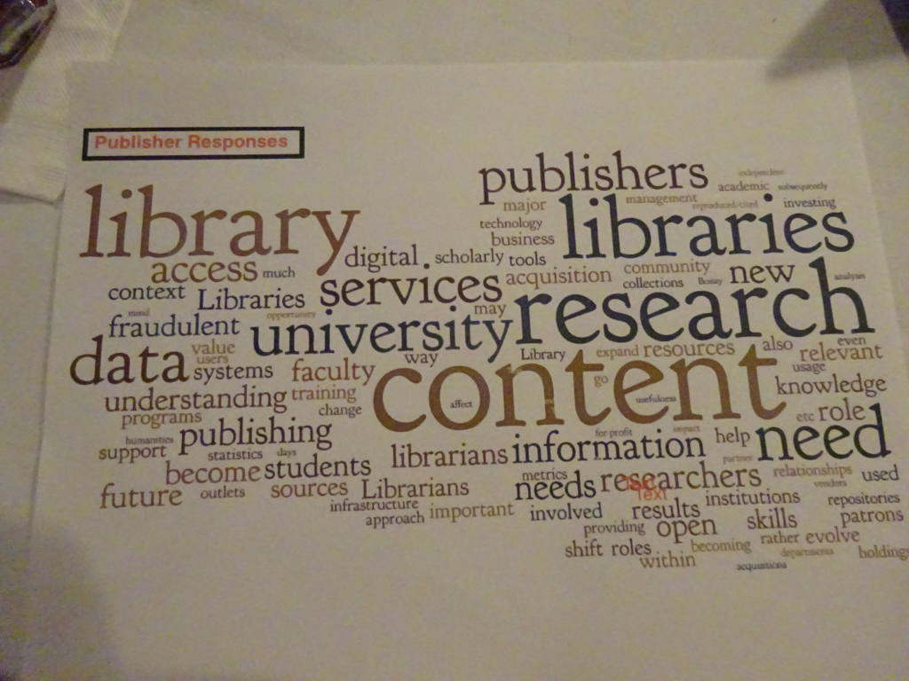 Word Cloud--Publishers
