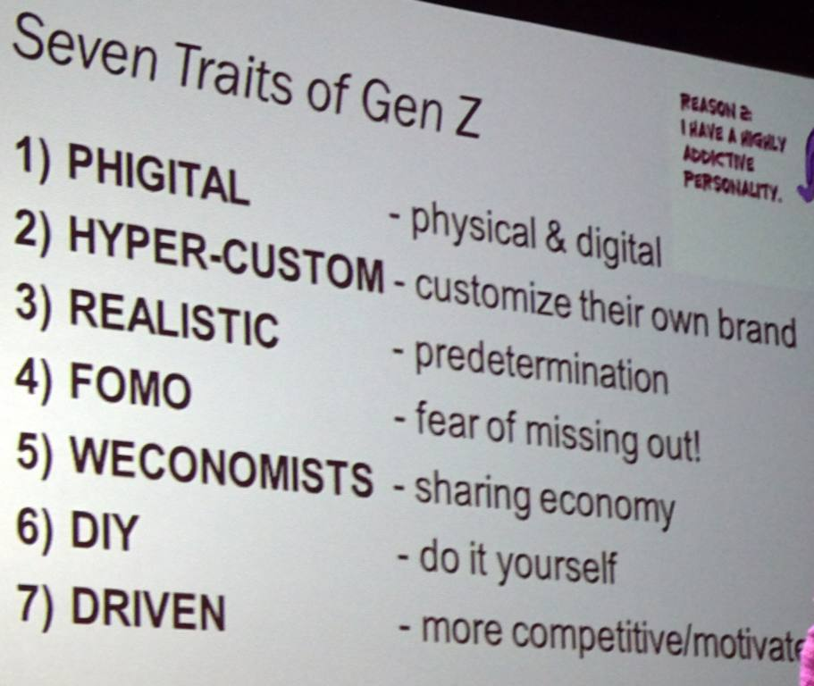 Generation Z Traits
