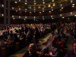 Opening Keynote Audience
