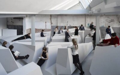 ATG Quirkies:  Could this be your office of the future?
