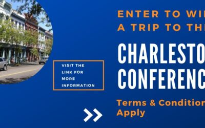 ATG Newsflash: Win a Trip to the 2019 Charleston Conference – Enter the SAGE Annual Photo Contest