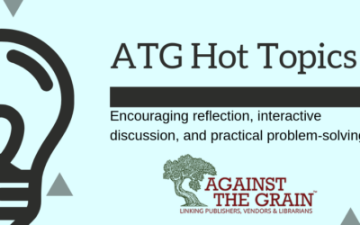 Guarding Against a Flood of OER: An ATG Hot Topic
