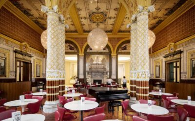 ATG Quirky: Fine Dining in the World's First Museum Cafe