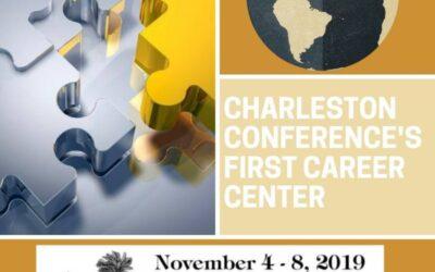 ATG Newsflash: Charleston Conference Career Center Debuts