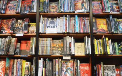 "ATG ""I Wonder"" Wednesday: Does your library have a budget line for graphic novels?"
