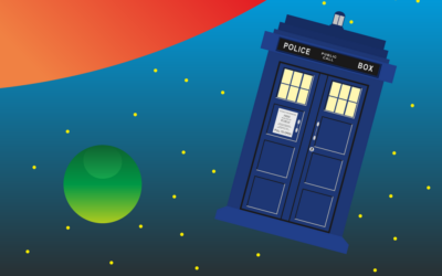 ATG Quirkies: Doctor Who and a Library in Mississippi