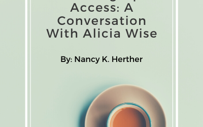 Furthering Open Access: A Conversation With Alicia Wise- ATG Original