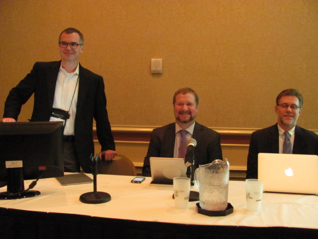 Discovery Services Panel