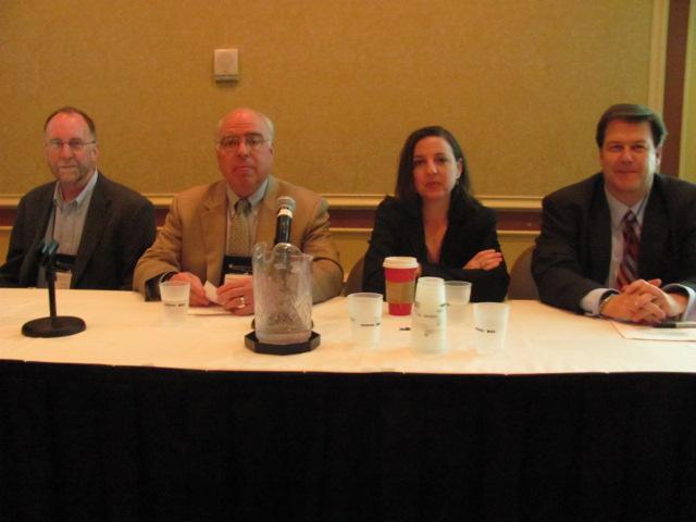 Scholarly Societies Panel