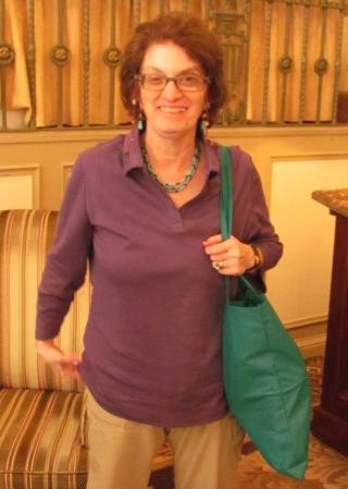 Katina Strauch, Conference Organizer