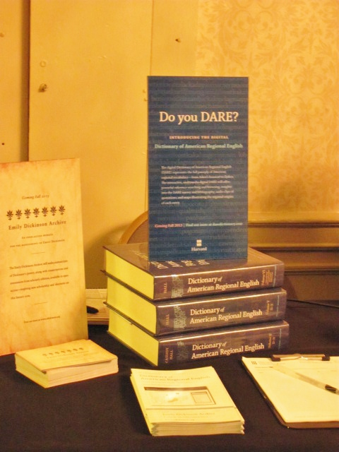 Dictionary of American Regional English (DARE)