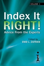Index It Right -  books.infotoday