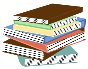 stack_of_books - openclipart.org
